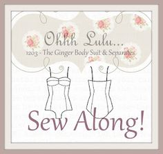 Ohhh Lulu... - lingerie patterns and descriptions