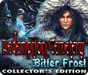 Redemption Cemetery: Bitter Frost Collector's Edition for iPad, iPhone, Android, Mac & PC! Big Fish is the place for the best FREE games Big Fish Games, Mac Pc, Gaming Computer, Bitter, The Collector, Free Games, Cemetery, Games To Play, Frost