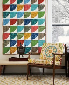 from Weeks Ringle and Bill Kerr's Modern Quilt Studio!