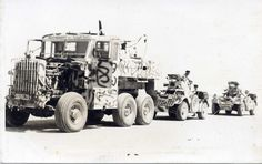 Scammell Explorer - WWII
