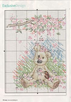 Gallery.ru / Фото #4 - Cross Stitch Crazy 122 март 2009 - tymannost