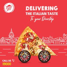 Social Media Posts For Pizza Hut Egypt Food Graphic Design, Food Menu Design, Food Poster Design, Ad Design, Ads Creative, Creative Advertising, Creative Ideas, Restaurant Advertising, Fruit Packaging