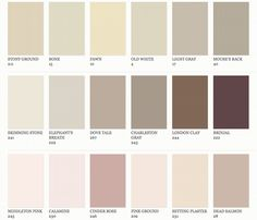 colours for skirting boards | Wallow and Fall