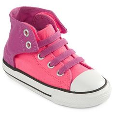 Baby girl might need these shoes! Converse® Chuck Taylor Toddler GIrls Hi-Tops - jcpenney
