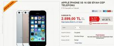 iPhone 5S yuh dedirtti. Bu vergilerle Apple'a rakip Türk firması yapılır :)iphone 5s türkiye fiyatı