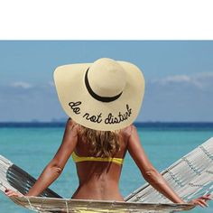 Place your order by messaging the seller or by clicking below link:https://sheildelivers.com/collections/hats/products/dexingsun-hat-do-not-disturb-letter-wide-brim-summer-hats-for-women-anti-uv-straw-hat-floppy-foldable-beach-sea-chapeau