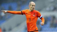 Arjen Robben Netherlands National Football Team World Cup 2014 .. http://sdgpr.com/arjen-robben-4.html