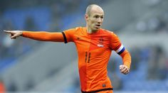 Arjen Robben Netherlands National Football Team World Cup 2014 .. http://sdgpr.com/arjen-robben-4.html