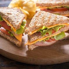 Easy Turkey BLT Sandwich