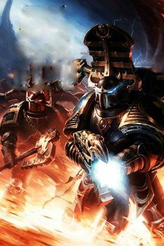 """Read """"Black Legion"""" by Aaron Dembski-Bowden available from Rakuten Kobo. The Sons of Horus may be no more, but rising from their ashes come the Black Legion. Returning after his long self-impos. Warhammer 40k Art, Warhammer Fantasy, Black Templars, The Black Library, Chaos Daemons, Chaos 40k, Sons Of Horus, Thousand Sons, Wolf"""