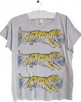 Leaping Tigers