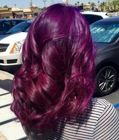 dark purple hair color                                                                                                                                                                                 More