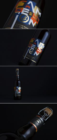 Limited Edition Beer Jam Session — The Dieline - Branding & Packaging Design... - a grouped images picture - Pin Them All