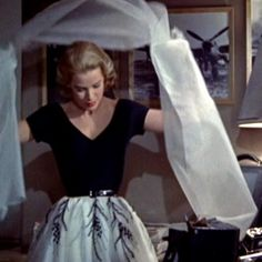 Edith Head Sketches for Grace Kelly Costumes to be Auctioned