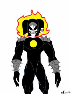 living tribunal/ghost rider