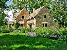 Cotswold Cottage at Historic Greenfield Village and Henry Ford Museum located at Dearborn Michigan Stock Photo Michigan Vacations, Michigan Travel, Lake Michigan, Henry Ford Museum, Dearborn Michigan, Lets Run Away, Victorian Homes, Places To Go, Cottage