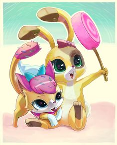 Let's eat some sweets by Usappy-BarkHaward on DeviantArt. Lps Drawings, Cute Kawaii Drawings, Little Pet Shop, Little Pets, Lps Dachshund, Lps Accessories, Lps Pets, Lps Littlest Pet Shop, Talking Animals