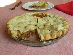 Gluten-Free Flakey Pastry Crust Recipe
