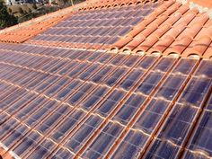 What Are Advantages of Solar Roof Tiles – Best Solar Panels Solar Panel Cost, Solar Panels For Home, Best Solar Panels, Solar Energy, Solar Power, Alternative Energie, Solar Roof Tiles, Landscaping Near Me, Landscaping Software