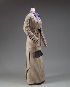 1911-13 Day suit  I would wear this today if I could find it