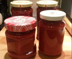 Rezept Erdbeer-Himbeer-Eierlikör-Marmelade von Drea1808 - Rezept der Kategorie Saucen/Dips/Brotaufstriche