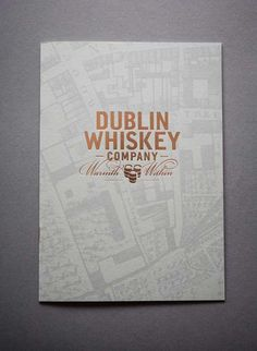 Adam Gallacher of Irish agency WeMakeDesign explains how they created branding designed to ''revive Dublin's true spirit'.