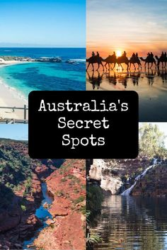 Lesser-known spots in Australia | Hidden gems Australia | Australia destinations | Top spots in Australia | What to see in Australia | Where to go in Australia