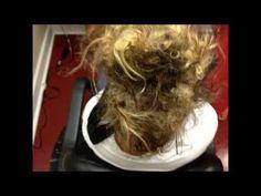 Tangled Hair Techs-Hairdressers That Detangle Hair Home Remedies For Hair, Hair Remedies, Hair Tips, Hair Hacks, Best Detangler, Detangle Hair, Curly Hair Styles, Natural Hair Styles, Matted Hair
