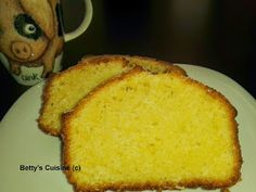 Betty's Cuisine: Κέικ καρύδας εύκολο