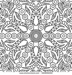 Vase of Flowers Adult Coloring Page | Adult coloring, Flowers and ...