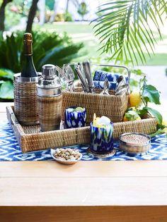 Aerin Lauder Palm Beach House & Collaboration