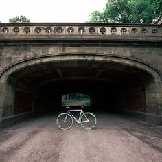 Enjoy the weekend in @CentralParkNYC and swing by Dalehead Arch on a #YOTELCruiser!