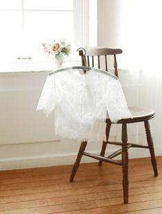 Wedding bolero bridal lace top wedding top lace by louloudimeli