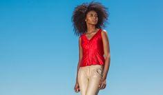#gverri #gverristore #blusa #vermelha #fashion #moda #verão14