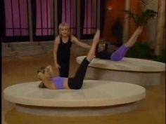 Windsor Pilates Advanced Body Slimming Part 1