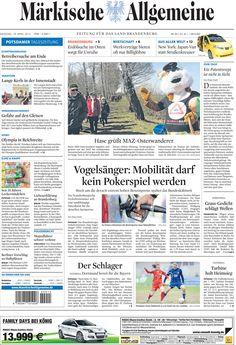 Dienstag, 10.04.2012 - Kein Patentrezept für Benzinpreise in Sicht » http://www.maerkischeallgemeine.de/cms/beitrag/12307661/485072/Streit-um-die-derzeit-extrem-hohen-Benzinpreise-spaltet.html