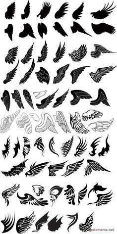 1000+ ideas about Small Wing Tattoos on Pinterest | Wing Tattoos ...                                                                                                                                                      More