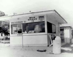 1st Whataburger in Corpus Christi, TX where it all started.