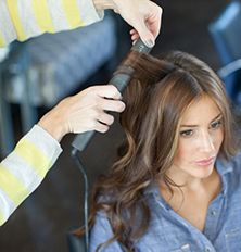 Flat Iron Waves - Camille Styles