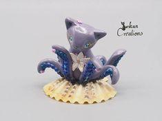 Hey, diesen tollen Etsy-Artikel fand ich bei https://www.etsy.com/de/listing/509642256/cute-ooak-octopurry-clay-sculpture-cat