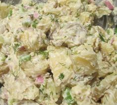 "Best Potato Salad Ever. Barefoot Contessa recipe for Potato Salad. Another pinner wrote ""This is the best, I get great compliments when I make it"".  http://barefootcontessa.com/recipes.aspx?RecipeID=1058&S=0. http://www.buttermilkpress.com/blog/the-best-potato-salad-recipe-in-the-world-period/"