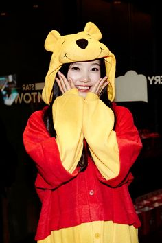 Red Velvet SMTOWN Joy Halloween Party 2014