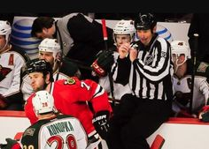 I mean, after the Hawks game tonight, all i wanna do is make fun of refs in general until they cry...