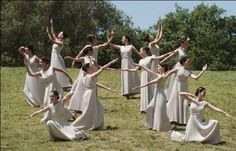 Olympic Flame Lighting Ceremony - Ancient Olympia - GREECE!!!!!!!
