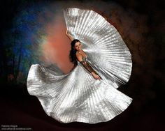 Dance Fashions Warehouse, IW25 Angelic/Isis Dance Wings