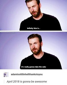 I'm sooo scared that Cap won't make it......