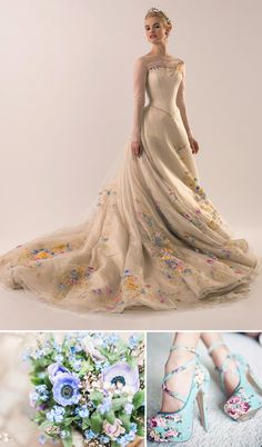 Our favourite theme today is Wildflower Wedding! Recreate this look for your wedding