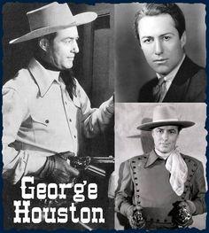 George Houston - The Lone Rider