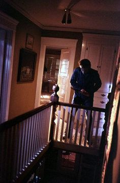 Tony Moran as Michael Myers, Halloween, 1978 Halloween Film, Halloween Series, Halloween Horror, Halloween 2018, Cinema Movies, Cult Movies, Scary Movies, Film Movie, Horror Icons