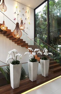 Metal Wall Art Home Decoration Staircase Wall Decor, Stair Decor, Staircase Design, Home Decor Furniture, Home Decor Bedroom, Decorative Metal Screen, Living Room Decor Cozy, Small Modern Home, Interior Stairs